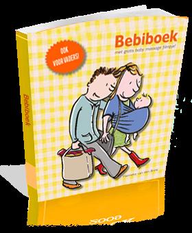 Bebiboek geschreven door Hanneke van den Brink